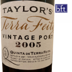 Taylor's Quinta de Terra Feita Vintage 2005
