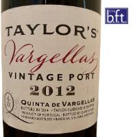 Taylor's Quinta de Vargellas Vintage 2012
