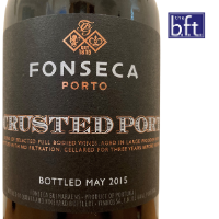 Fonseca Crusted – bottled in 2015