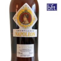 Bodegas Hidalgo-La Gitana: Amontillado Seco Napoleón