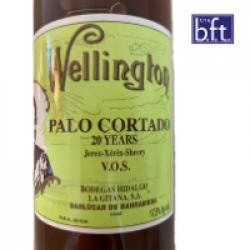 Bodegas Hidalgo-La Gitana: Hidalgo Palo Cortado Wellington