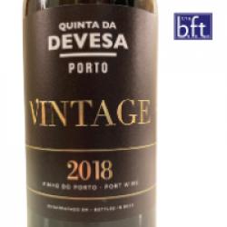 Quinta da Devesa Vintage Port 2018