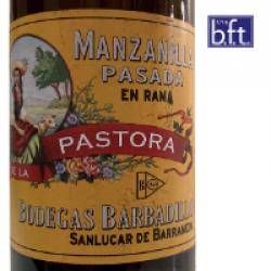"Barbadillo ""Pastora"" Manzanilla En Rama Pasada"