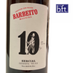 Barbeito Sercial Reserva Velha 10 Years Old