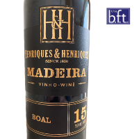 Henriques & Henriques Bual 15 Years Old