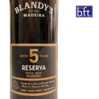 Madeira Wine Company Blandy's 5 Year Old Reserva