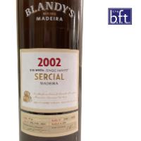 Madeira Wine Company Blandy's Colheita Sercial 2002