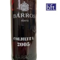 Barros 2005 Colheita