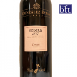 Gonzalez Byass Solera 1847 Cream