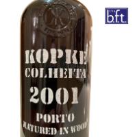 Kopke 2001 Colheita