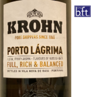 Krohn Lágrima White Port NV