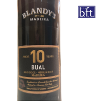 Madeira Wine Company Blandy's Bual 10 Years Old