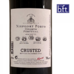 Niepoort Crusted Bottled 2015