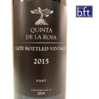 Quinta de la Rosa LBV 2015