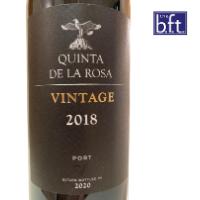 Quinta de la Rosa Vintage 2018